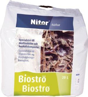 Bioströ Nitor Natur, 20 l