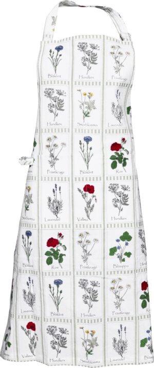 Förkläde Granngården Blommor