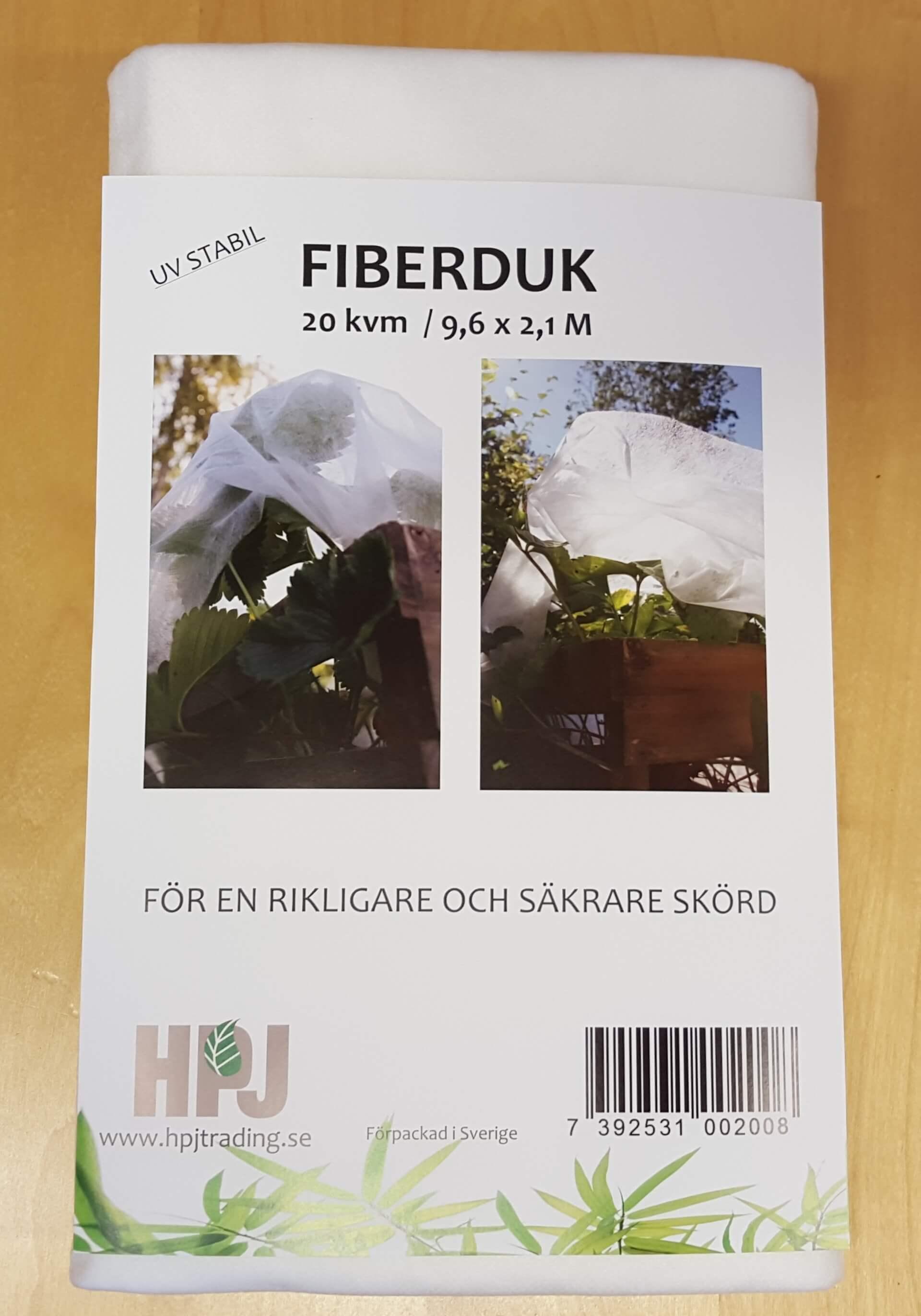 Fiberduk 20 kvm / 002008