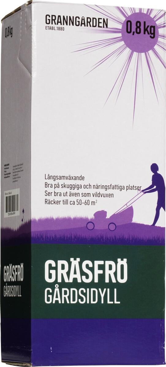 Gräsfrö Granngården Gårdsidyll, 0,8 kg