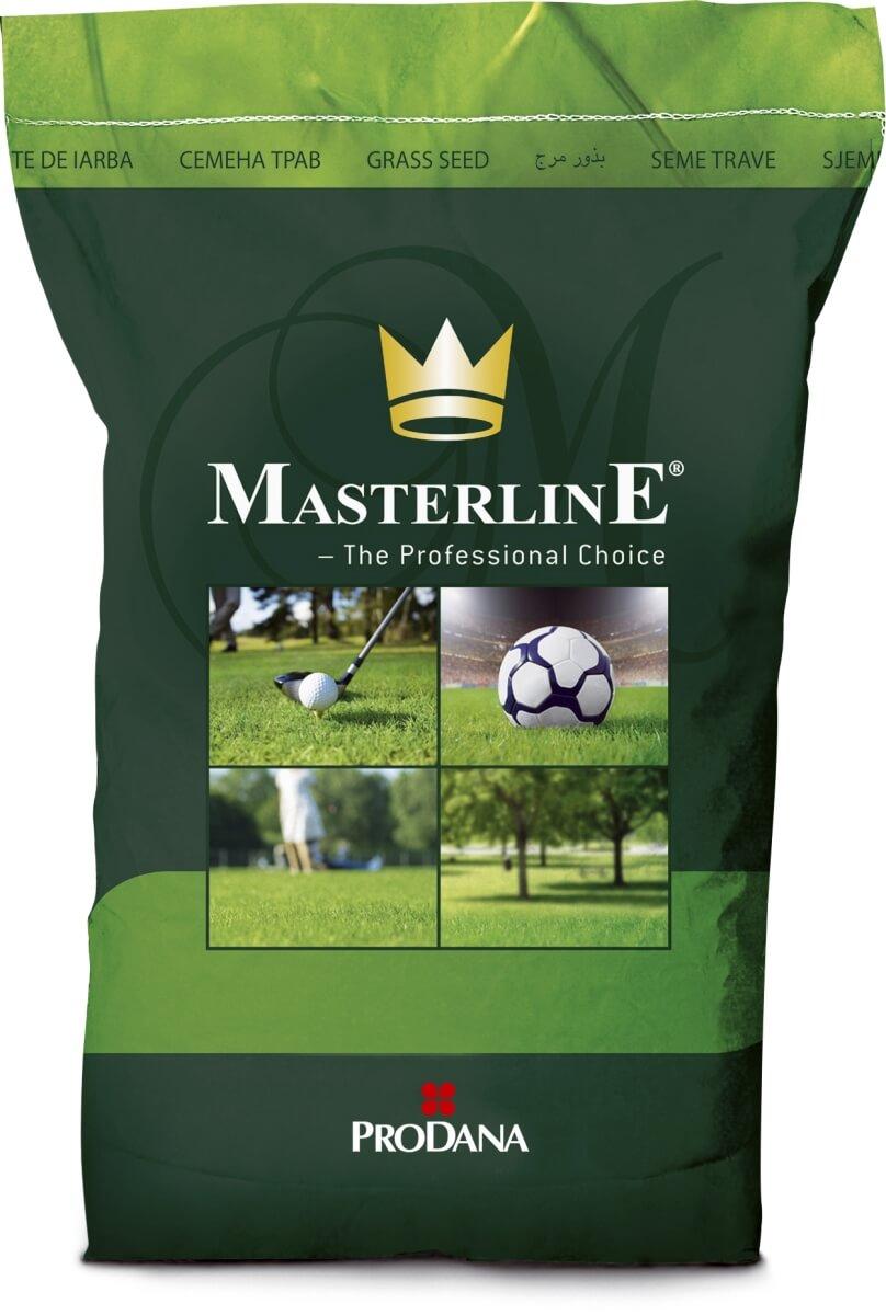 Gräsfrö Masterline Extragreen, 15 kg