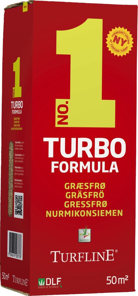 Gräsfrö Turfline No. 1 Turbo, 1 kg