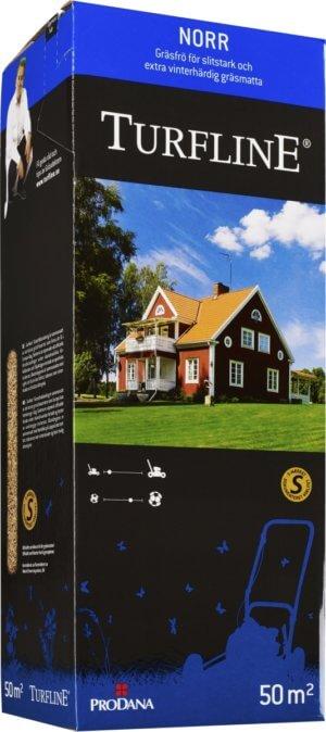 Gräsfrö Turfline Norr, 1 kg