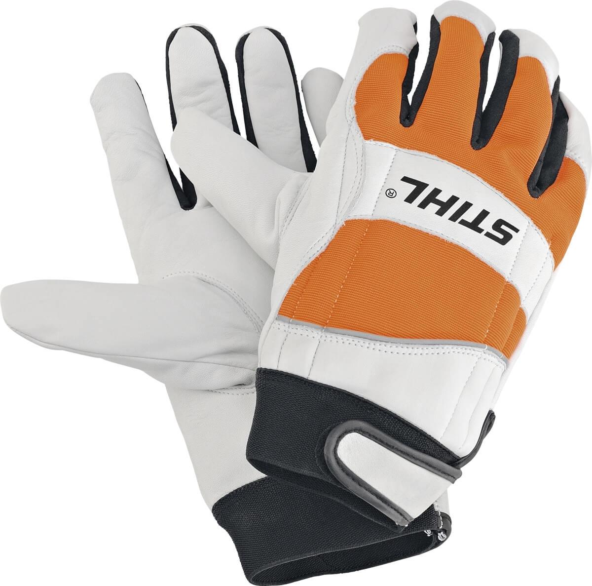 Handske Stihl Dynamic Protect MS, Vit/orange
