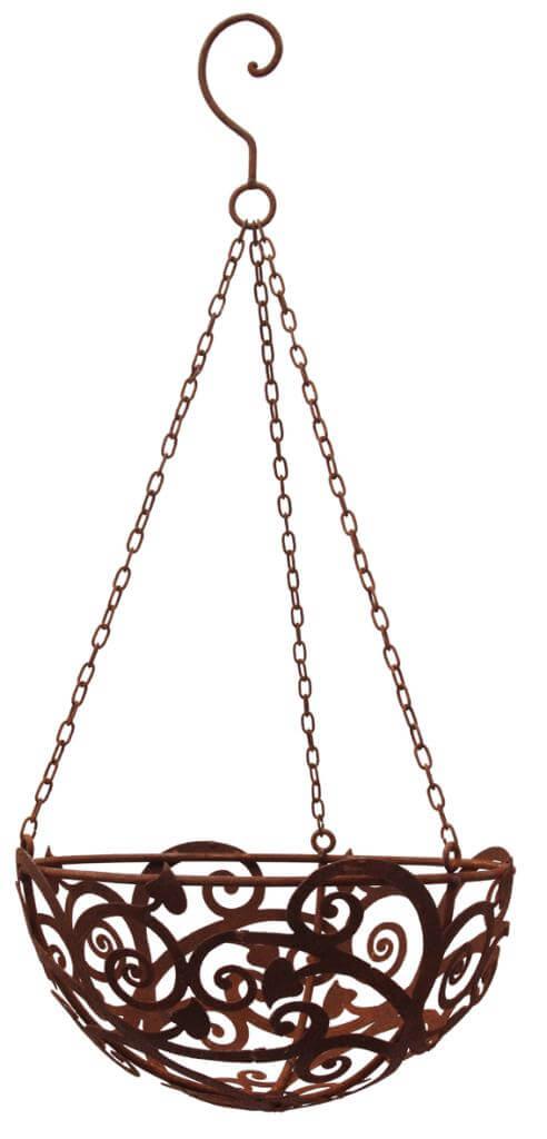 Hanging basket, rost
