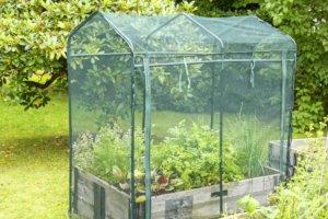 Skyddsnät Urban Grower till Växthus Växa