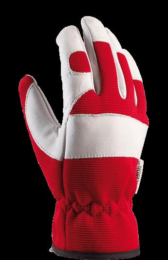 Handske Forester, Röd stl 7